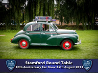 Stamford Round Table Car Show.