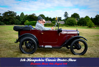 5th Hampshire Classic Motor Show