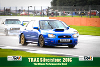 TRAX at Silverstone